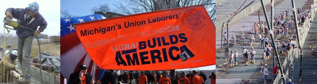 LIUNA Builds America